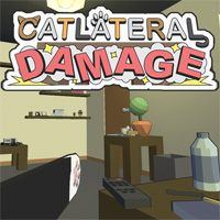 Okładka Catlateral Damage (PS4)