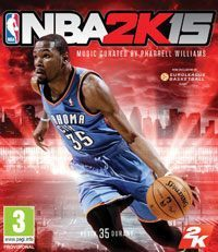 Game Box for NBA 2K15 (PC)