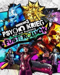 Game Box for Borderlands 3: Psycho Krieg and the Fantastic Fustercluck (PC)