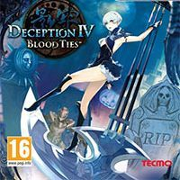 Game Box for Deception IV: Blood Ties (PS3)