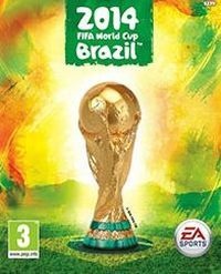 Game Box for 2014 FIFA World Cup Brazil (X360)