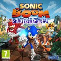 Okładka Sonic Boom: Rise of Lyric (WiiU)