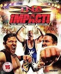 Okładka TNA iMPACT! (PS3)