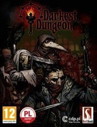 Okładka Darkest Dungeon (PC)