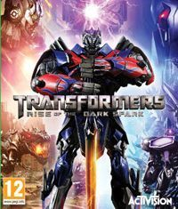 Okładka Transformers: Rise of the Dark Spark (XONE)