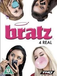 Game Box for Bratz 4 Real (PC)