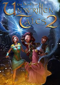 Okładka The Book of Unwritten Tales 2 (PC)