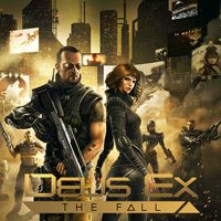 Game Box for Deus Ex: The Fall (PC)
