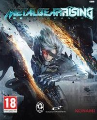 Metal Gear Rising: Revengeance cover