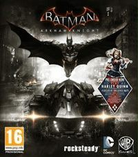 Game Box for Batman: Arkham Knight (PC)