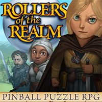 Game Box for Rollers of the Realm (PC)