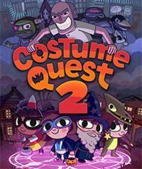 Game Box for Costume Quest 2 (PC)