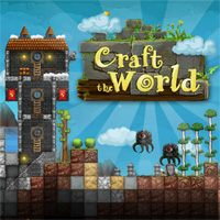 Okładka Craft the World (PC)