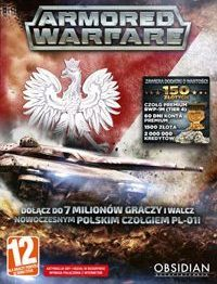 Okładka Armored Warfare (PC)