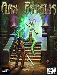 Game Box for ARX Fatalis (PC)