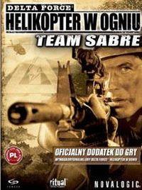 Okładka Delta Force: Black Hawk Down - Team Sabre (PC)