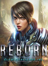 Okładka Reborn (PS3)