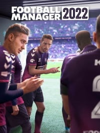 Okładka Football Manager 2022 (PC)