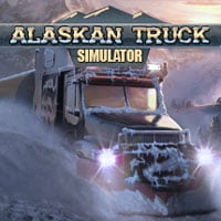 Game Box for Alaskan Truck Simulator (PS4)