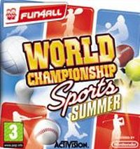 Okładka Big League Sports: Summer (Wii)