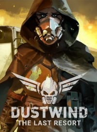 Dustwind: The Last Resort (PS4 cover