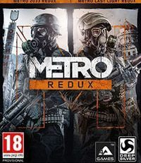 Game Box for Metro Redux (PS4)