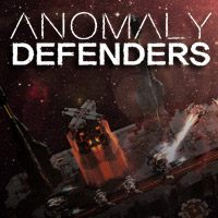 Game Box for Anomaly Defenders (PC)