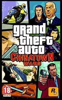 Game Box for Grand Theft Auto: Chinatown Wars (PSP)