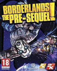 Okładka Borderlands: The Pre-Sequel! (PC)