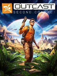 Game Box for Outcast: Second Contact (PC)
