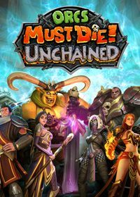 Okładka Orcs Must Die! Unchained (PC)