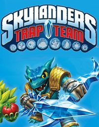 Okładka Skylanders Trap Team (PS4)
