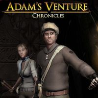 Game Box for Adam's Venture Chronicles (PC)