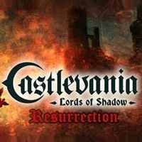 Okładka Castlevania: Lords of Shadow - Resurrection (X360)