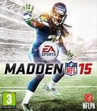 Okładka Madden NFL 15 (PS4)