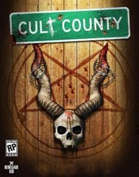 Game Box for Cult County (PSV)
