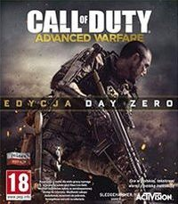 Okładka Call of Duty: Advanced Warfare (PC)