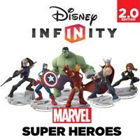 Okładka Disney Infinity 2.0: Marvel Super Heroes (PC)