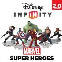 Okładka Disney Infinity 2.0: Marvel Super Heroes (PC)