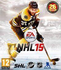 Okładka NHL 15 (PS4)
