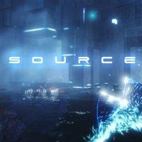 Okładka Source (PS4)