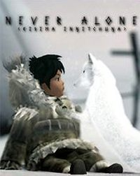Okładka Never Alone (PC)