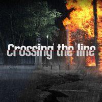 Okładka Crossing the line (PS4)