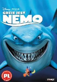 Okładka Finding Nemo (PC)