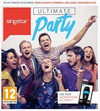 Okładka SingStar: Ultimate Party (PS4)