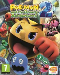 Okładka Pac-Man and the Ghostly Adventures 2 (PS3)