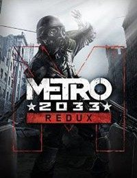 Game Box for Metro 2033 Redux (PC)