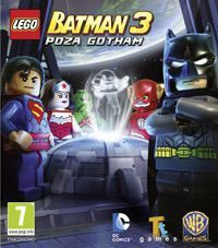 Okładka LEGO Batman 3: Beyond Gotham (PC)