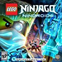 LEGO Ninjago: Nindroids (3DS cover