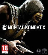 Game Box for Mortal Kombat X (PC)